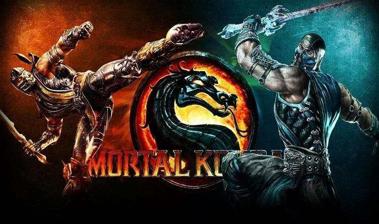 Mortal Kombat game logo