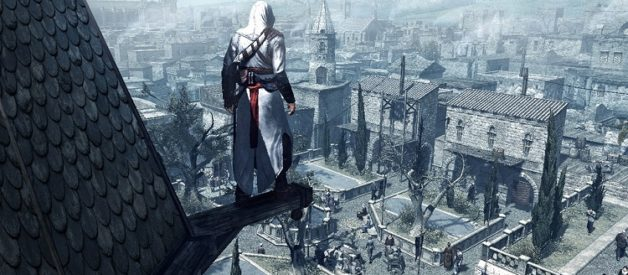 8 open-world video games to get lost in fantasy universes